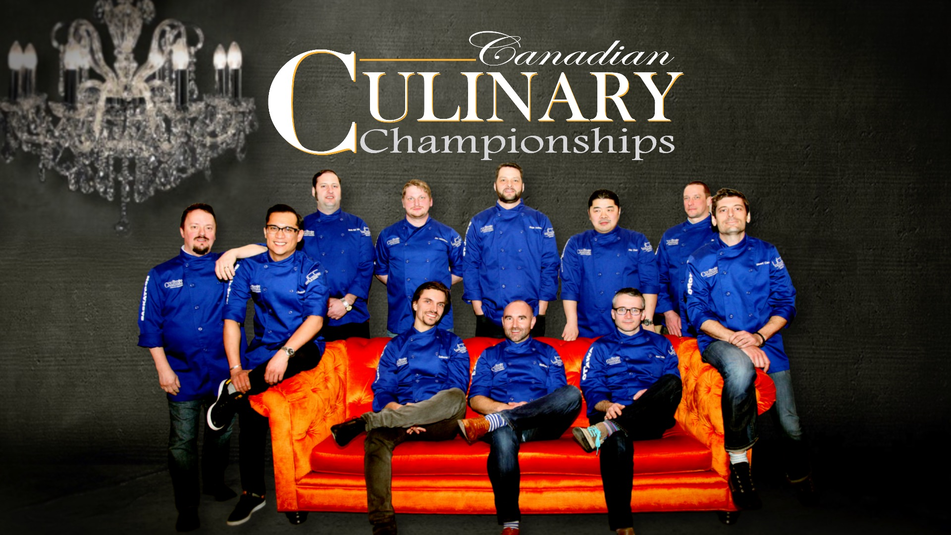 11 Chefs 3 Events 1 Champion